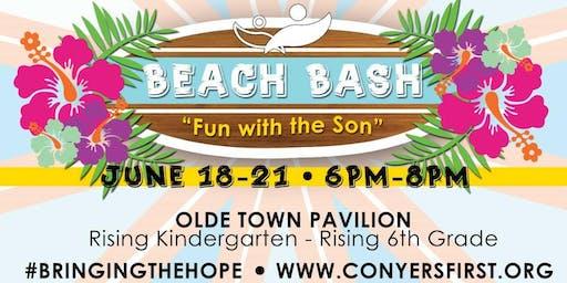 Beach Bash at the Pavilion
