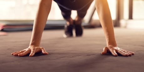 FITNESS: Circuit Training with Gym 608 tickets