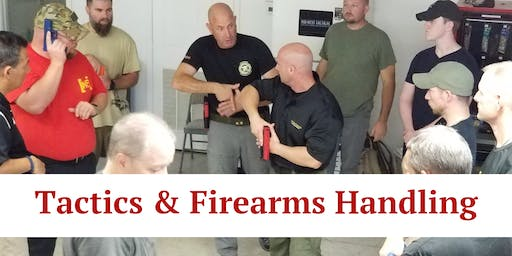 Tactics and Firearms Handling (4 Hours) Logan, OH