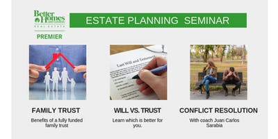 Estate Planning with BHGRE Premier