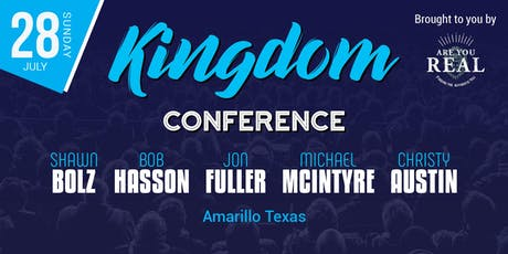 Kingdom Conference tickets