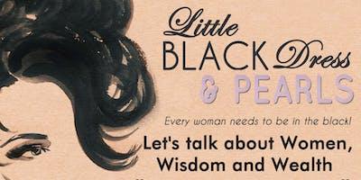 MDCC | WBC - Little Black Dress & Pearls