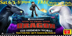 A Peoria Food Truck Movie Night & MORE! Sat 6/1