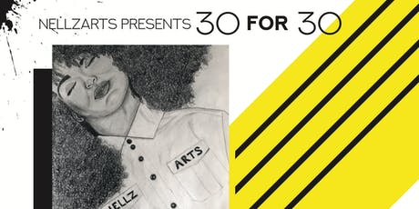 30 for 30 Art Show tickets