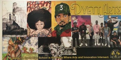 2019 Dyett High School for the Arts' Freshman Connection Information Session  (Last Names A - L)
