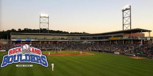 Rockland County Sports Hall of Fame Night at the Rockland Boulders