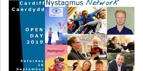 Nystagmus Network Open Day 2019 tickets