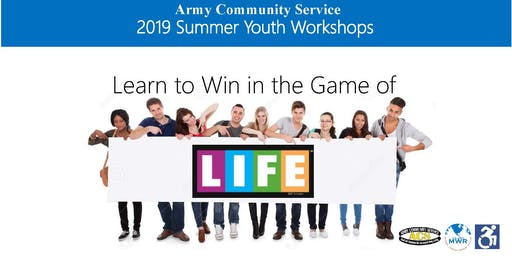 ACS Summer Youth Workshops - Resume Writing & Completing Applications (Part 1 of a 2 Part Series)