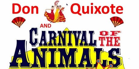 Don Quixote and Carnival of the Animals - Ballet tickets