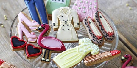 Biscuiteers School of Icing - Fashionista - Northcote Road  tickets
