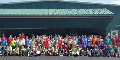 Youth Aviation Adventure at the Clermont County Airport - 2019