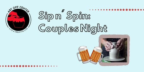 Sip and Spin-Couples Night Out tickets