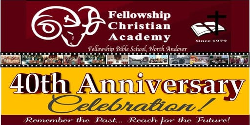 FCA 40th Anniversary Celebration!