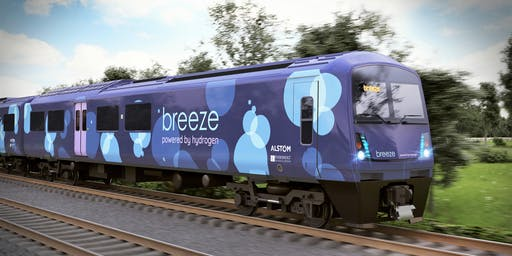 Bringing hydrogen to the UK rail network