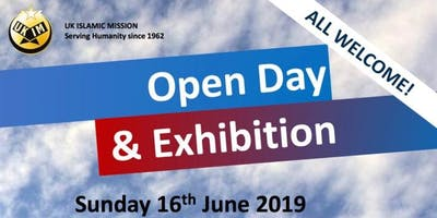 Southend Mosque Open Day & Exhibition