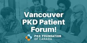 2019 Vancouver PKD Patient Forum
