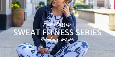 Sweat FREE Fitness Series Featuring POUND