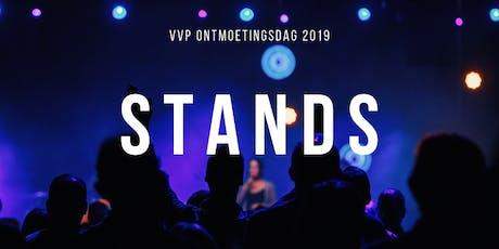 VVP Ontmoetingsdag - Stands billets