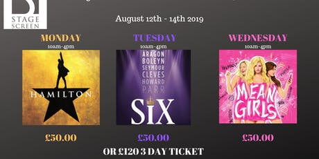 Musical Masterclasses - A StageScreen Summer Intensive tickets