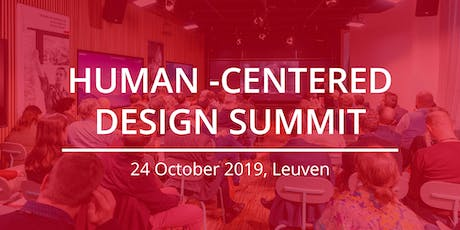 4th Human-Centered Design Summit 2019 billets