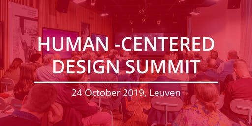 4th Human-Centered Design Summit 2019