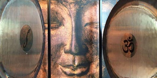 Gong Bath with Charlie Merton