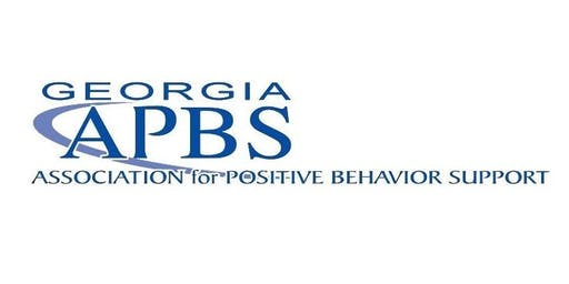 Georgia Association for Positive Behavior Support 2019 Conference