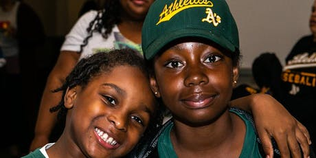 Oakland A's African American Heritage Night Youth Sponsored Tickets tickets