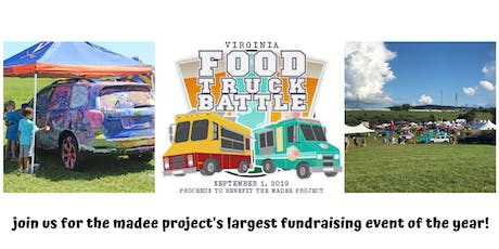 5th Annual Virginia Food Truck Battle  tickets