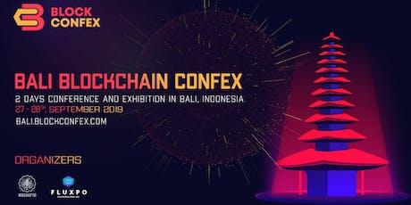 Bali Blockchain Confex 2019 tickets