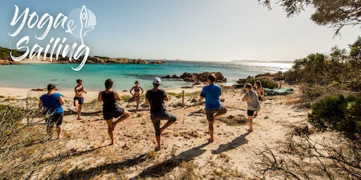 Yoga and sailing retreat Sardinia&Corsica