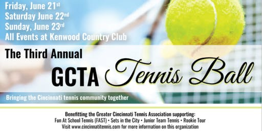 Third Annual GCTA Tennis Ball 2019