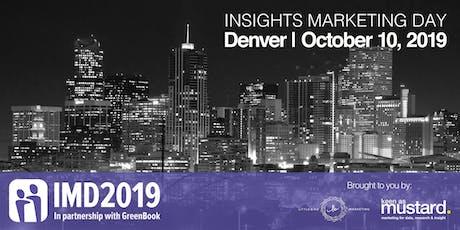 Insights Marketing Day - Denver 2019 tickets