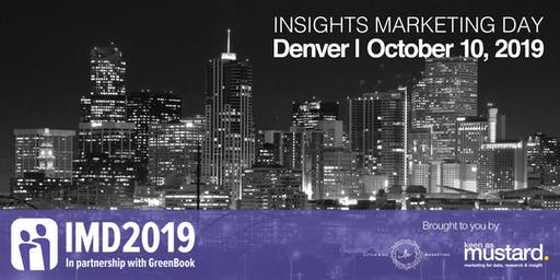 Insights Marketing Day - Denver 2019
