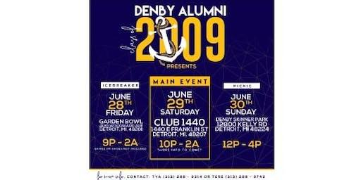 Denby Class of '09 Reunion