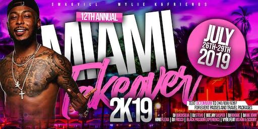 Swagvill x DJ Stevo x DJ QuickSilva x Miami Takeover 2019