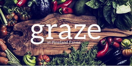 Summer Graze with Flight Deck Brewing & Cold River Vodka and Gin tickets