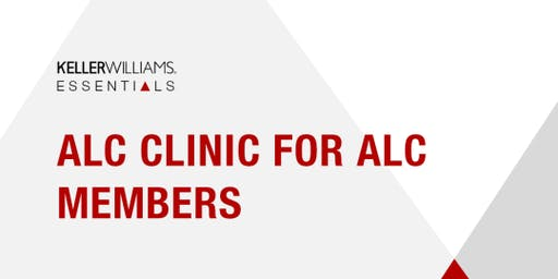 2019 ALC Clinic for ALC Members