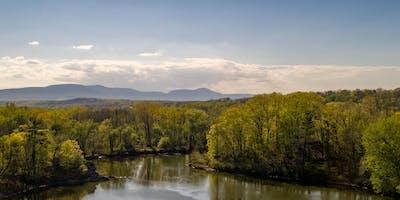Art Trail Guided Catskill Creek Paddle on July 14, 2019