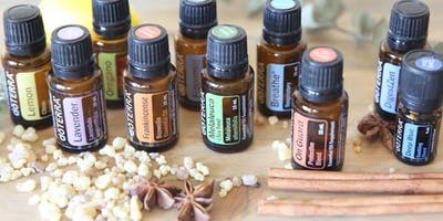 Essential Oil Basics at Middle Path