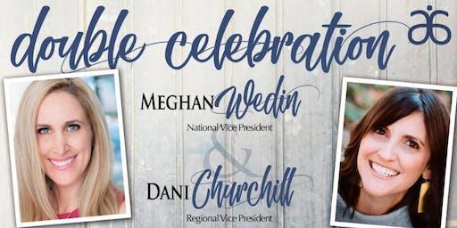 Churchill & Wedin Celebration