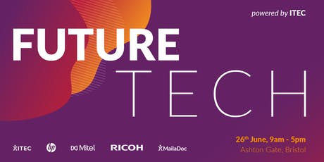 Future Tech Powered by ITEC tickets