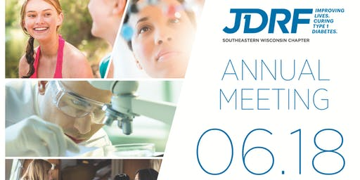 JDRF Southeastern Wisconsin Chapter Annual Meeting