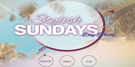 Stylish Sundays Day Party tickets