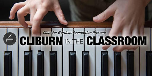 Cliburn in the Classroom-July