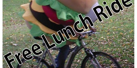 Monthly Lunch Ride - August tickets