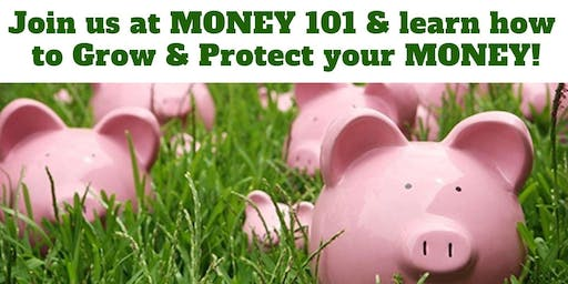 Money 101 - How Money Works - Dinner Workshop Medford, OR