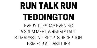 Run Talk Run Teddington