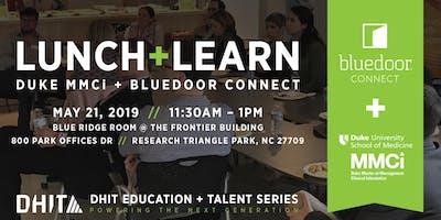 Lunch & Learn — Duke MMCi Program + Bluedoor Connect