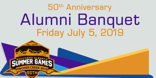 Summer Games 50th Anniversary Alumni Banquet